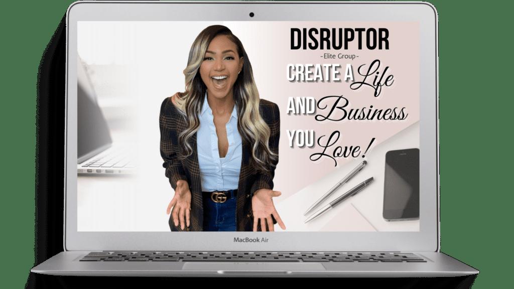 DisruptorElite On Mac screen (1)
