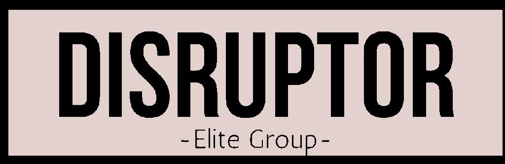 Disruptor Logo New